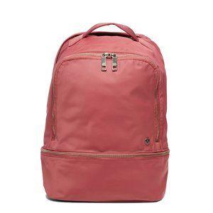 Lululemon Backpack City Adventurer 17l Cherry Tint